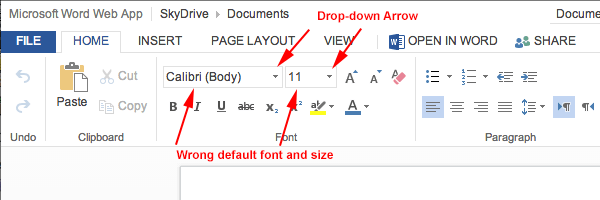 how to start page numbers on page 2 google docs