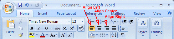 mla formatting in word 2010